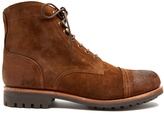 Grenson Radley suede boots