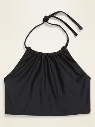 Old Navy Halter Tankini Swim Top for Girls