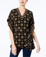 MICHAEL Michael Kors Printed Top,a Macy's Exclusive Style