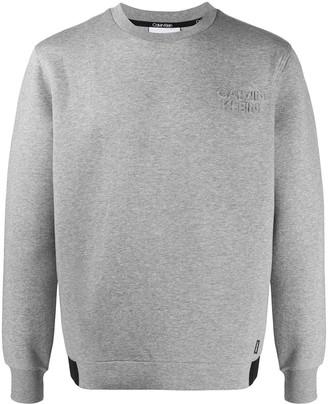 Calvin Klein Spacer logo sweatshirt