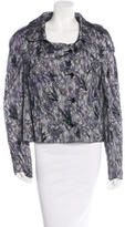 Rochas Lace Printed Jacket