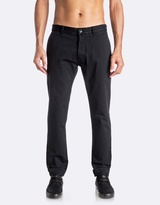 Quiksilver Mens Cropped Chino