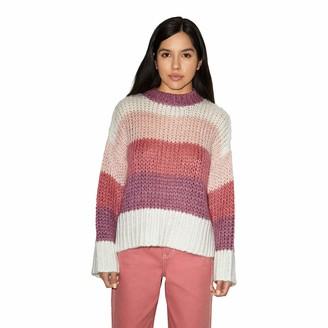 American Apparel Women's Cozy Long Sleeve Mockneck Sweater