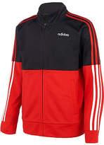 adidas Big Kid Boys Lightweight Track Jacket