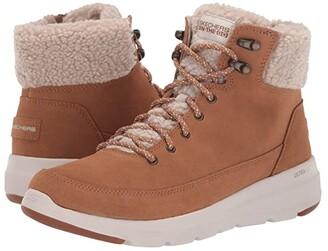 SKECHERS Performance Glacial Ultra - 16677 (Chestnut) Women's Boots