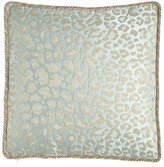 "Dian Austin Couture Home Aero Reversible Box Pillow, 18""Sq."