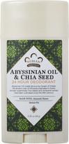 Nubian Heritage Abyssinian & Chia Deodorant