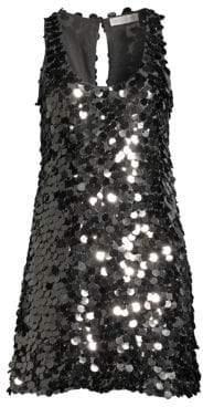 Ramy Brook Cindie Sequin Shift Dress