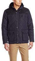 Izod Men's Diamond Puffer Jacket