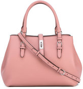 Bally buckle detail tote - women - Calf Leather - One Size