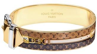 Louis Vuitton Monogram Confidential Bracelet