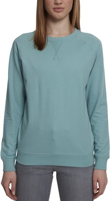 Urban Classics Women's Ladies Terry Raglan Crew Sweater