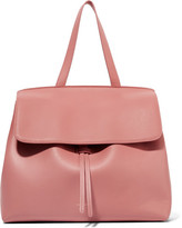Mansur Gavriel Lady Leather Tote - Antique rose
