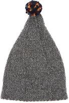 Grevi Men's Wool-Blend Slouchy Hat-GREY