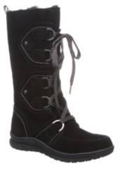 BearPaw Women's Justice Tall Boots Women's Shoes