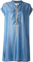 MICHAEL Michael Kors denim dress - women - Lyocell - S