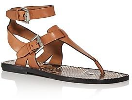 Sigerson Morrison Women's Nolan T-Strap Sandals