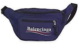 Balenciaga Men's Political Explorer Belt Pack