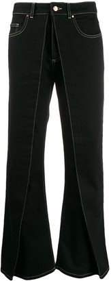 Aalto Flared Style Trousers