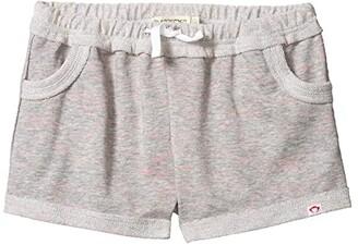 Appaman Kids Majorca Shorts (Toddler/Little Kids/Big Kids) (Novelty Grey Heather) Girl's Shorts