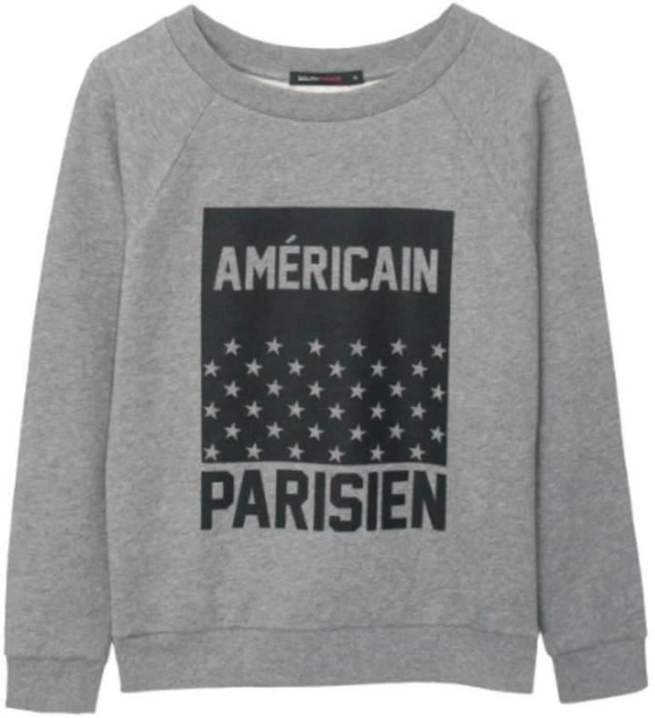 South Parade Raglan Sweatshirt Americain