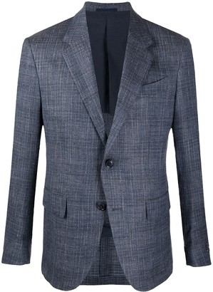 Ermenegildo Zegna Natural Weave Blazer