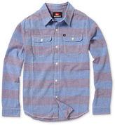 Quiksilver Shirt, Boys Tube Release Chambray Shirt