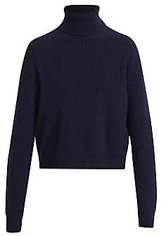 Theory Women's Cashmere Turtleneck Sweater