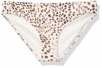 Johnny Was Women's Animal and Floral Printed Bikini Bottom
