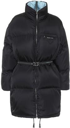 Prada Nylon down coat