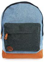 Mi-Pac Premium Palm Denim Backpack