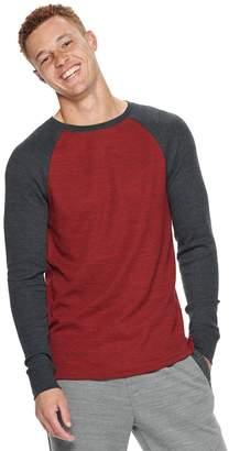Men's Urban Pipeline Raglan Long Sleeve Thermal Shirt