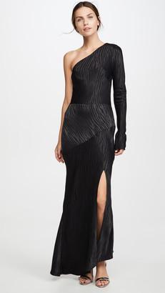 Bec & Bridge The Kat Asymmetrical Midi Dress