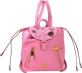 Moschino Pins small backpack