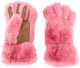Marni fur gloves