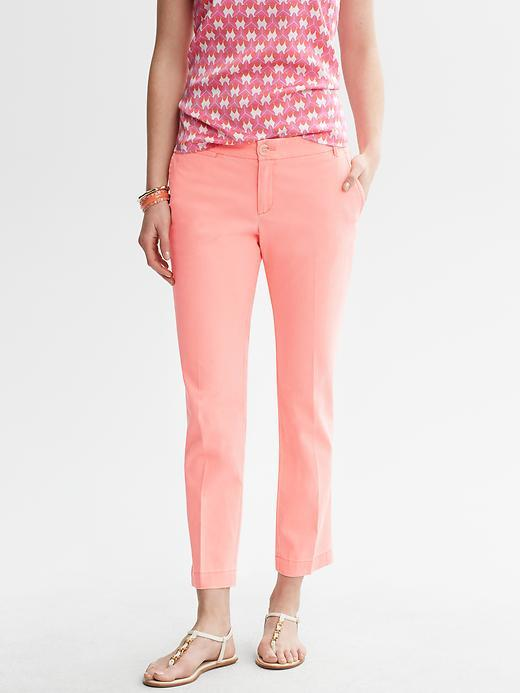Banana Republic Milly Collection City Chino