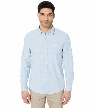 Vineyard Vines Men's Slim Fit Chambray Longshore Button Down Shirt