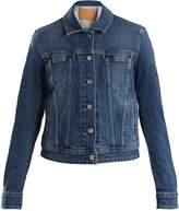 Acne Studios Blå Konst Cliff denim jacket
