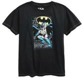 JEM Boy's Batman Graphic T-Shirt