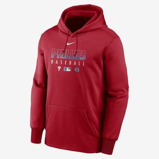 Nike Men's Pullover Therma (MLB Oakland Athletics)