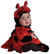 Rubie's Costume Co Ladybug Dress-Up Outfit - Infant