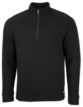 Cutter & Buck Men's Coastal Half Zip T-Shirt