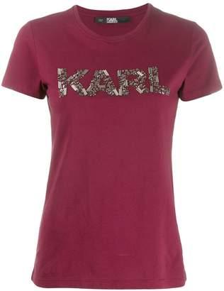 Karl Lagerfeld Paris Oui T-shirt