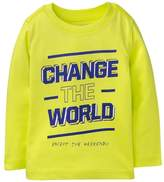 Crazy 8 Change The World Tee