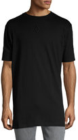 Marcelo Burlon County of Milan Embroidered Back T-Shirt
