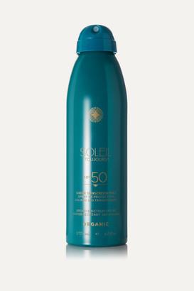 Soleil Toujours Net Sustain Spf50 Organic Sheer Sunscreen Mist, 177.4ml