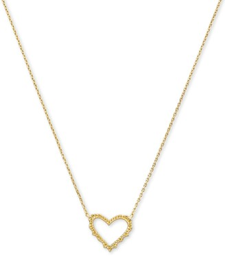 Kendra Scott Sophee Small Heart Pendant Necklace