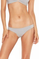 L-Space Women's L Space Shine On Me Sandy Classic Bikini Bottoms