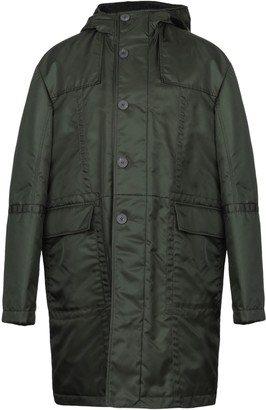Les Hommes Synthetic Down Jackets