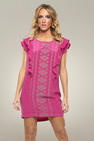 Twelfth Street Mexican Print Dress